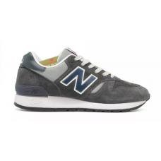 New Balance 670 grey (серые с белым)
