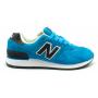New Balance 670 blue (голубые)