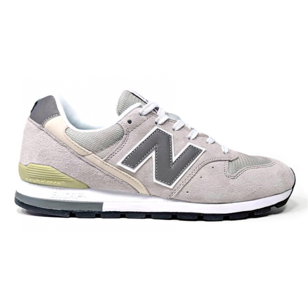 New Balance 996 Gy grey/white (серые с белым)