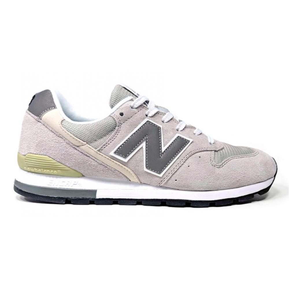 New Balance 996 Gy grey/white (серые с белым)