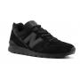 New Balance 996 Black All (черные полностью)
