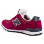 New Balance 996 Fg red (бордовые)