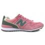 New Balance 996 Gh pink greyl (розовые с серым)