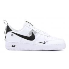 Nike Air Force 1 '07 LV8 Mid (низкие белые)