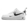 Nike Air Force 1 '07 LV8 Mid (низкие белые)