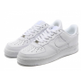 Nike Air Force 1 07 low (низкие белые)