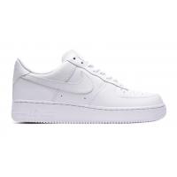 Nike Air Force 1 07 low (низкие белые)