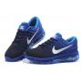 Nike Air Max 2017 (синие с белым)