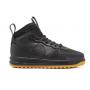 Nike Air Force Lunar Duckboot (черные)