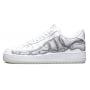 Nike Air Force 1 Low Sneakers White Skeleton (белые)