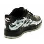 Nike Air Force 1 low Sneakers Black Skeleton (черные)
