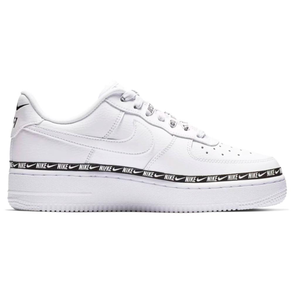 Nike Air Force 1 Se Premium Ribbon High White (белые)