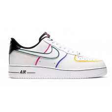 "Nike Air Force 1 Low PRM ""Day of the Dead"" (белые)"
