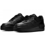 Nike Air Force 1 07 Low Shadow Black (черные)