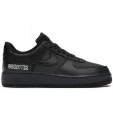 Nike Air Force 1 07 Gore tex (Черные полностью)