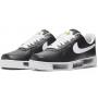 "Nike Air Force 1 '07 x Peaceminusone ""Para-noise"" (Белые с черным)"