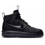 Nike Air Force 1 Duckboot Lunar 17 Black (Черные)