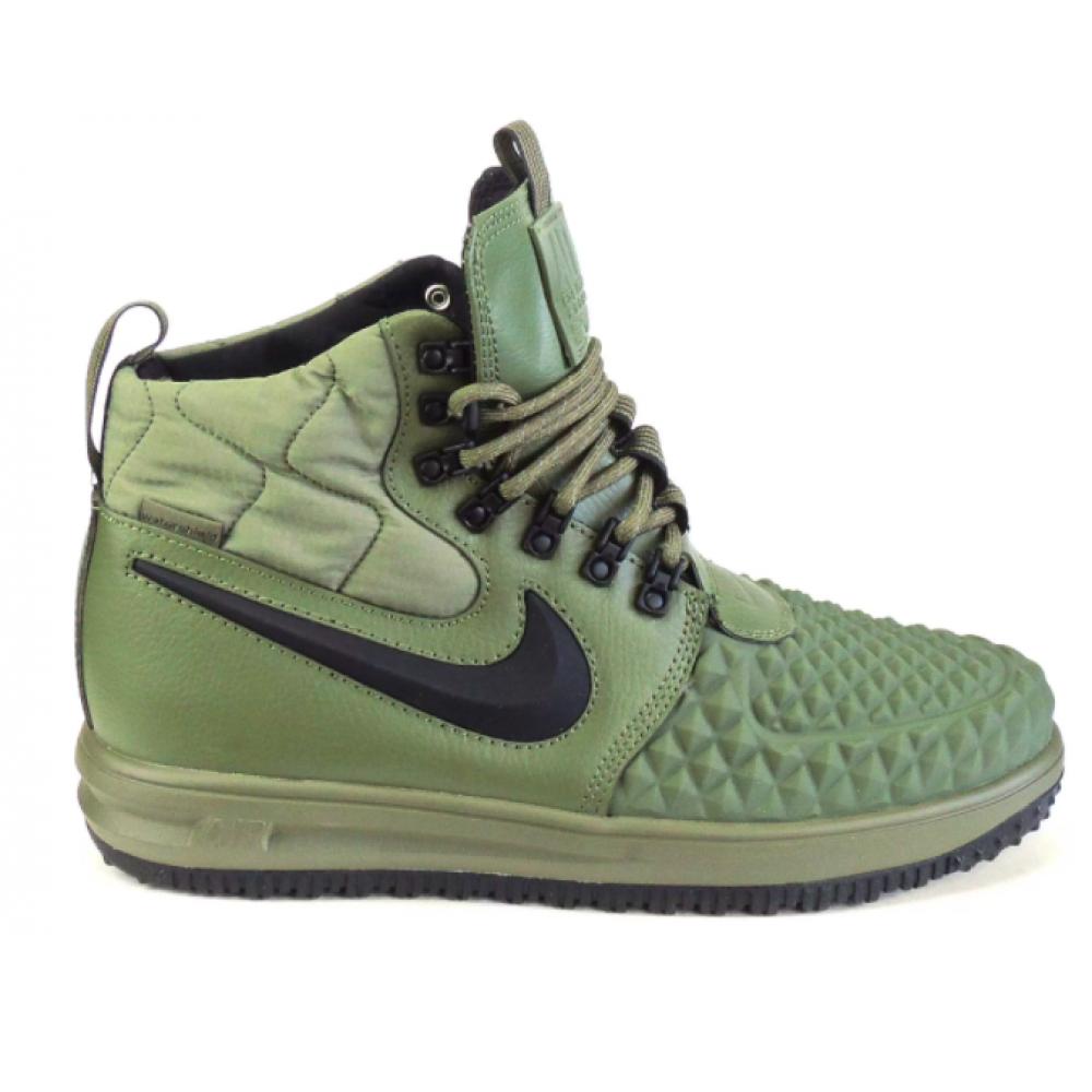 Nike Air Force 1 Duckboot Lunar 17 Khaki (Хаки)