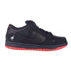 Nike Air Force 1 Jeff Staple X Dunk Low Pro Sb (Черные)