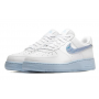 Nike Air Force 1 Low Blue Hydrogen (голубые)