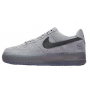 Nike Air Force 1 Low Grey Suede (Серые замша)