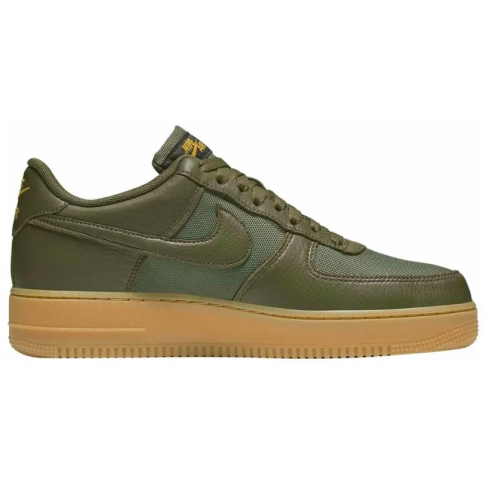 Nike Air Force 1 Low Khaki Gore-tex (Хаки) арт1