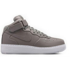 Nike Air Force 1 Mid Grey (Серые)