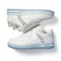 Nike Air Force 1 React White (Белые)