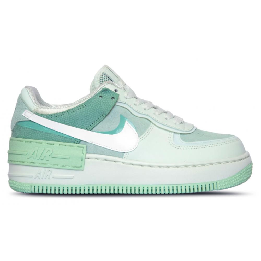 Nike Air Force 1 Shadow Mint (Мятные)