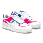 Nike Air Force 1 Shadow White Pink (Розовые с голубым)