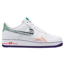 Nike Air Force 1 Pregame Pack Music (Белый)