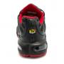 Nike Air Max TN Plus Black red (черные с красным)