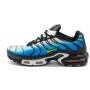 Nike Air Max TN Plus Blue black (синие с черным)