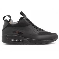 Nike Air Max 90 Sneakerboot (Черные)