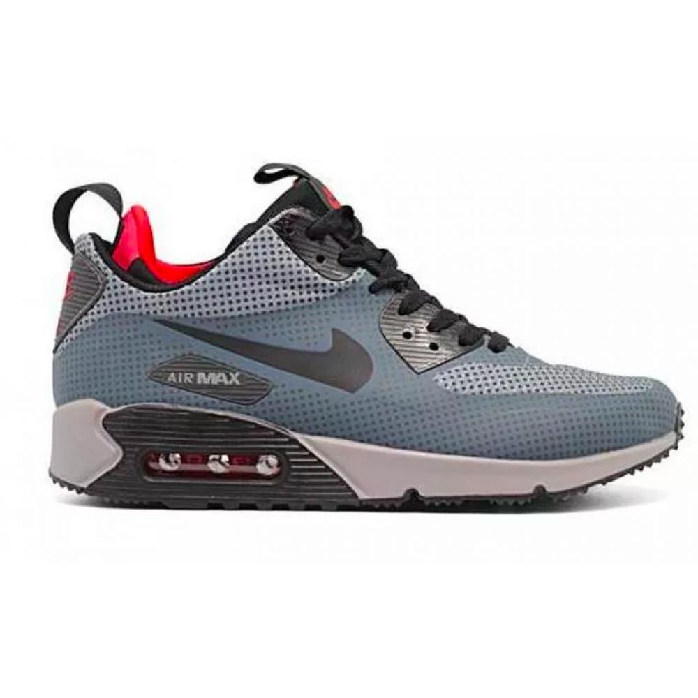 Nike Air Max 90 Sneakerboot (серые)