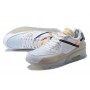 Nike Air Max 90 Off White (белые)