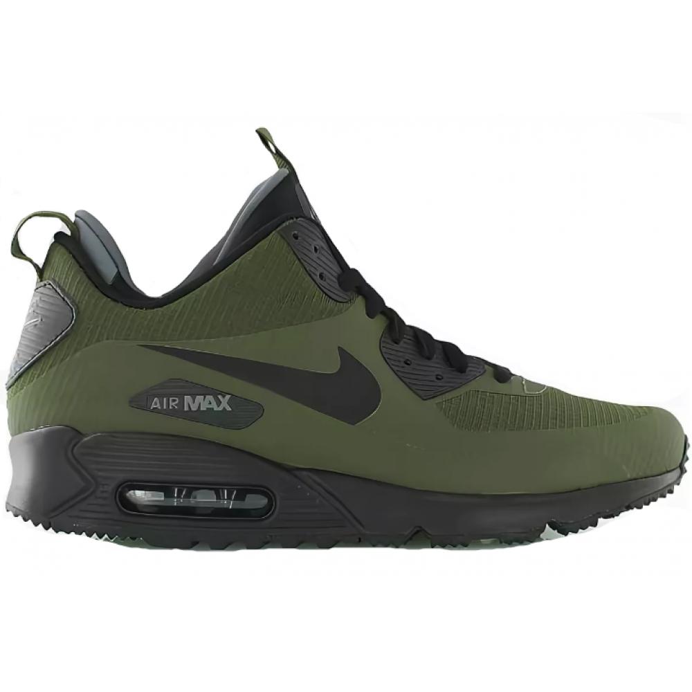 Nike Air Max 90 Sneakerboot (хаки)