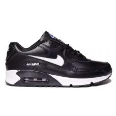 Nike Air Max 90 Black White (Черные с белым)