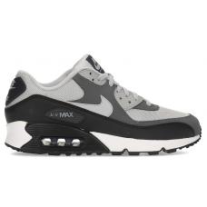 Nike Air Max 90 Gray Black (Серые с черным)