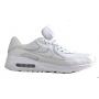 Nike Air Max 90 Leather в сетку (белые)