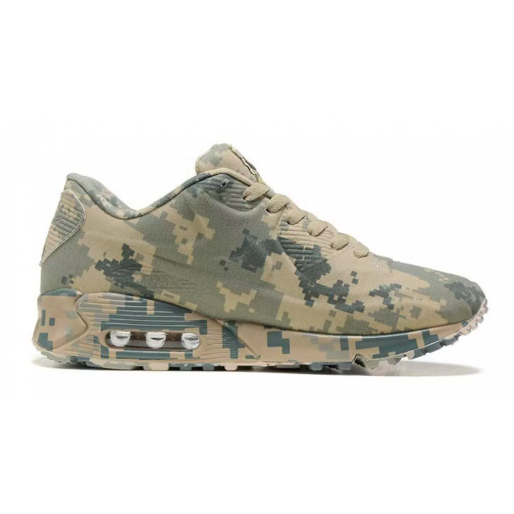 Nike Air Max 90 VT Military Camouflage Beige (комуфляж)