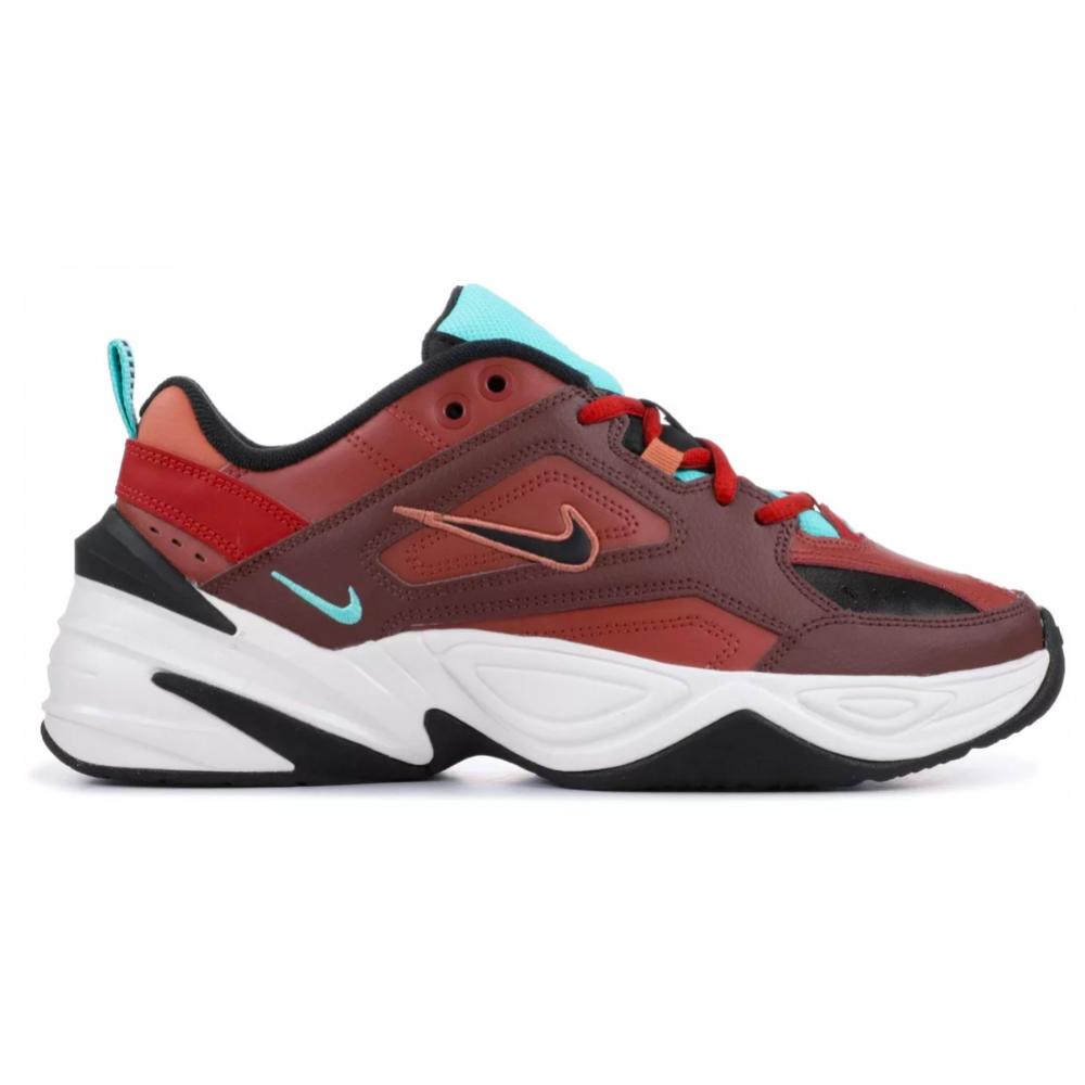 Nike M2K Tekno (коричневый с белым)