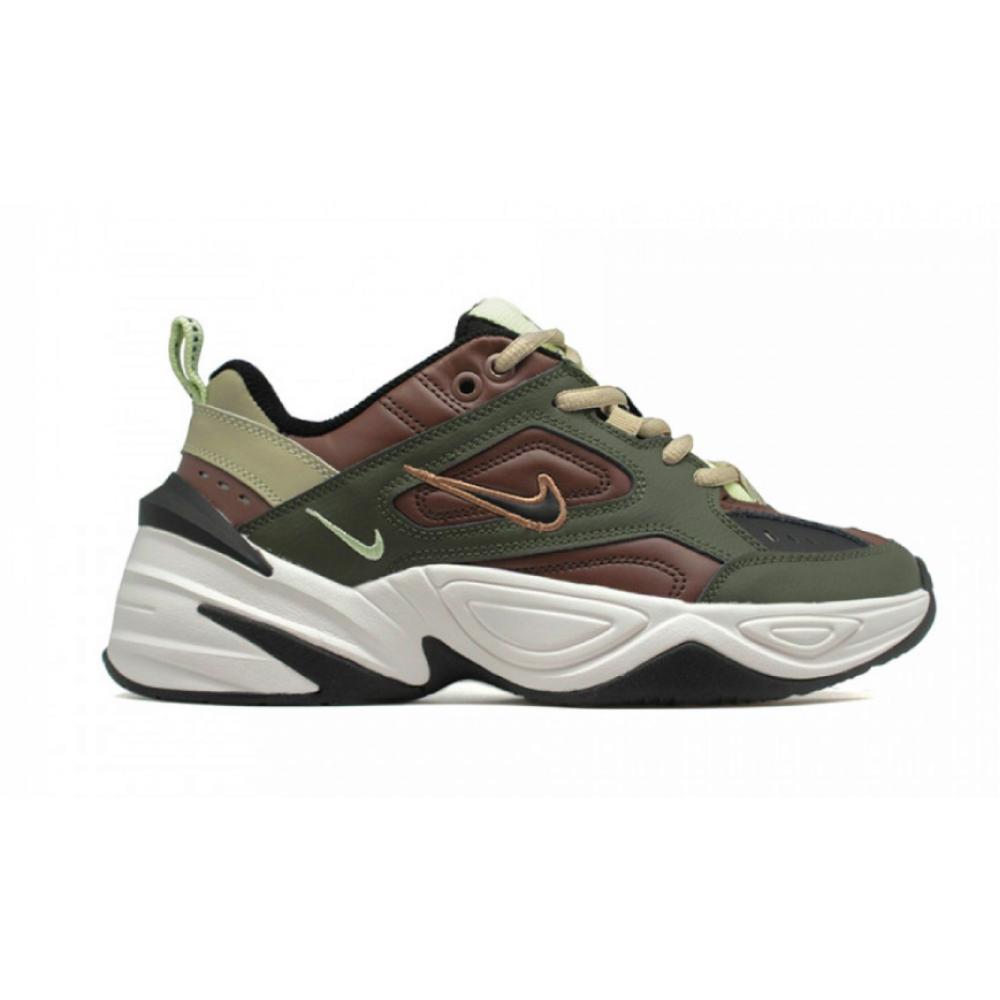Nike M2K Tekno Green (зеленые)