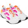 Nike M2K Tekno White Pink (белые с розовым)