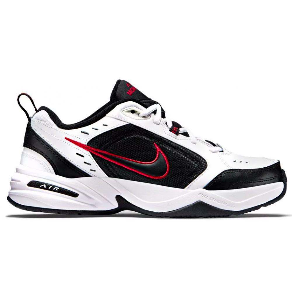 Nike M2K Tekno black white (черные с белым)