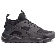 Nike Air Huarache Run Ultra black (черные)