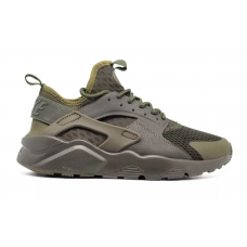 Nike Air Huarache Run Ultra khaki (хаки)