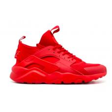 Nike Air Huarache Run Ultra red (красные)