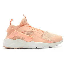 Nike Air Huarache Run Ultra pink/white (розовые с белым)