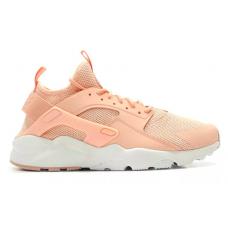 Nike Air Huarache Run Ultra pink/white (розовые с белым)
